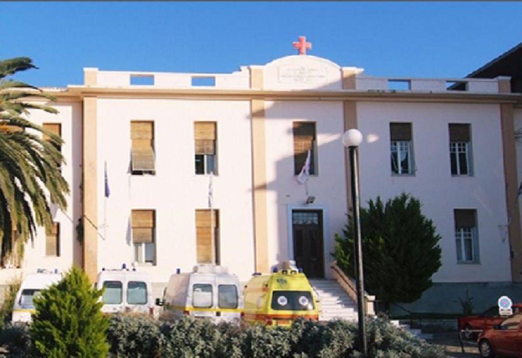 ΠΟΕΔΗΝ: «Γεφύρι της Άρτας» το νοσοκομείο Λήμνου