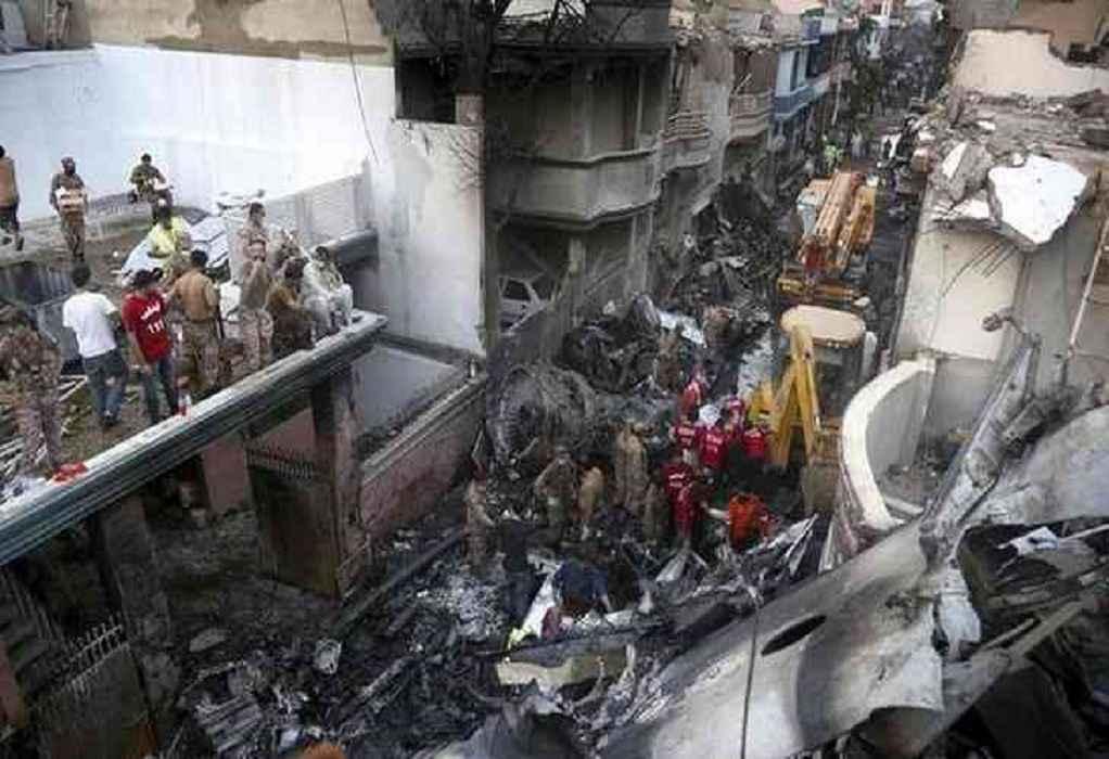 Πακιστάν: Εντοπίστηκαν τα δύο μαύρα κουτιά