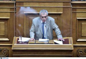Βουλή: Αύριο η απόφαση για τον Δ. Παπαγγελόπουλο