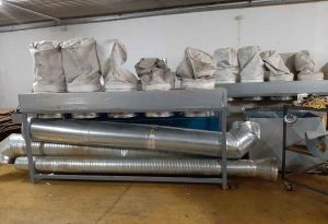 Κατασχέθηκαν 25 τόνοι καπνού σε παράνομο εργοστάσιο