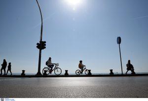 Θεσ/νίκη: «Κατεβαίνει» στη Λεωφόρο Νίκης ο ποδηλατόδρομος