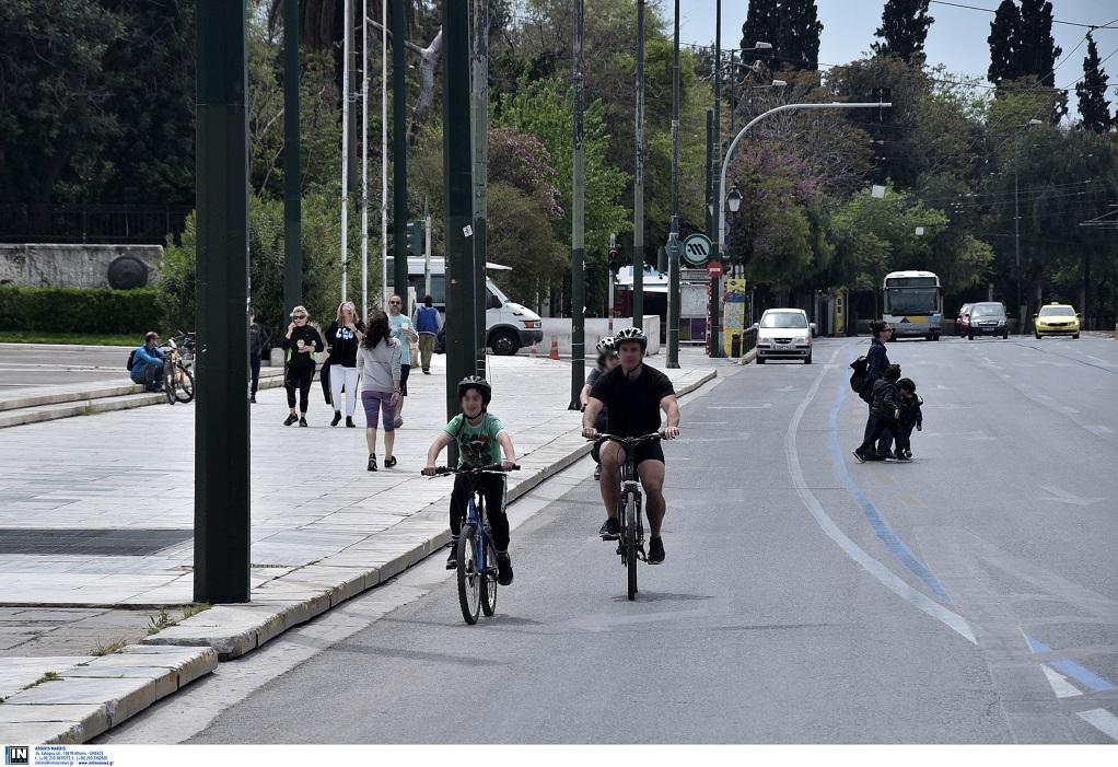 Ι. Πολίτης: Δύο κοινόχρηστα ποδήλατα για ΑΜΕΑ στη Θεσσαλονίκη