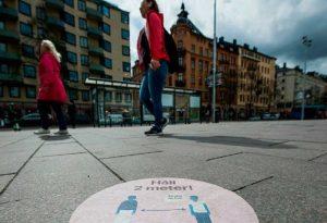 Σουηδία: Ο υψηλότερος αριθμός θανάτων εδώ και 150 χρόνια