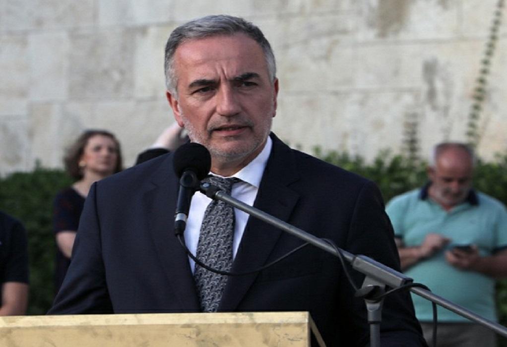 Καλαφάτης για τηνΗμέρα Εθνικής Μνήμης της Γενοκτονίας των Ελλήνων της Μικράς Ασίας (VIDEO)