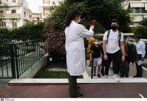 Κοτανίδου: Το φθινόπωρο μπορεί να χρειαστεί να φορούν μάσκα οι μαθητές