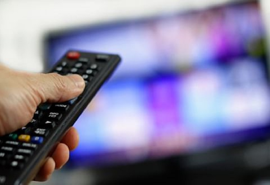 Τηλεοπτικό σήμα μ' ένα «κλικ» στις λευκές περιοχές