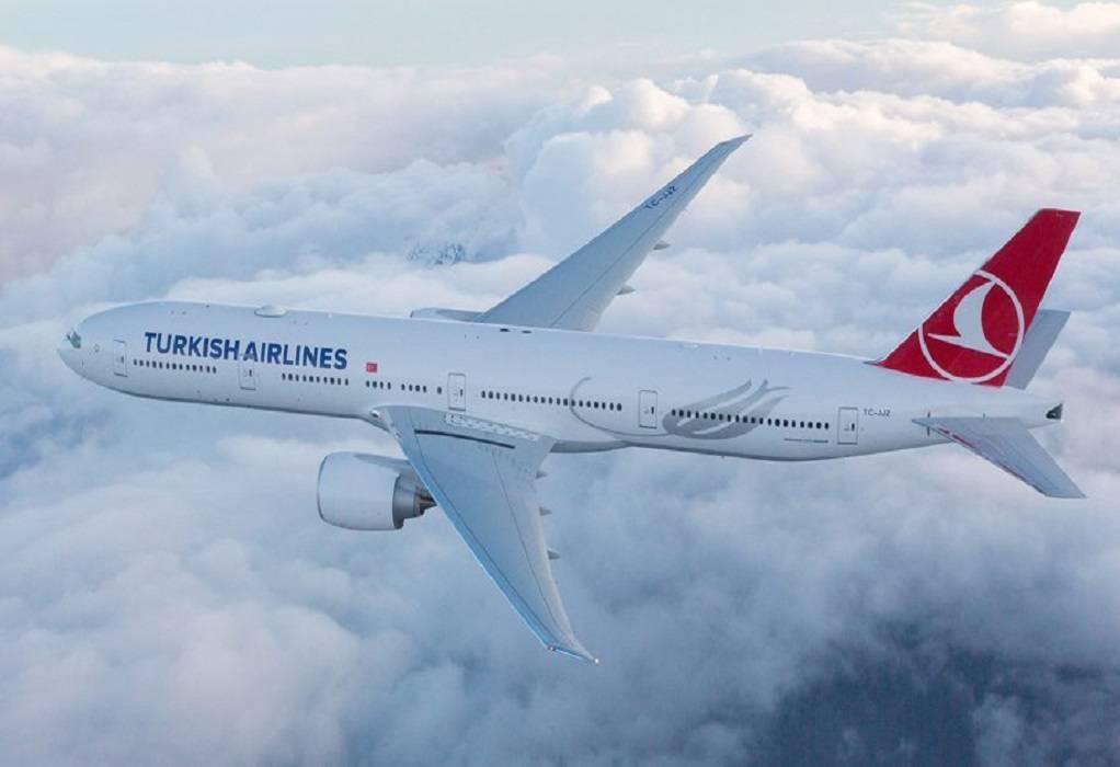 Κορωνοϊός: Επιστροφή στους… αιθέρες για Turkish Airlines