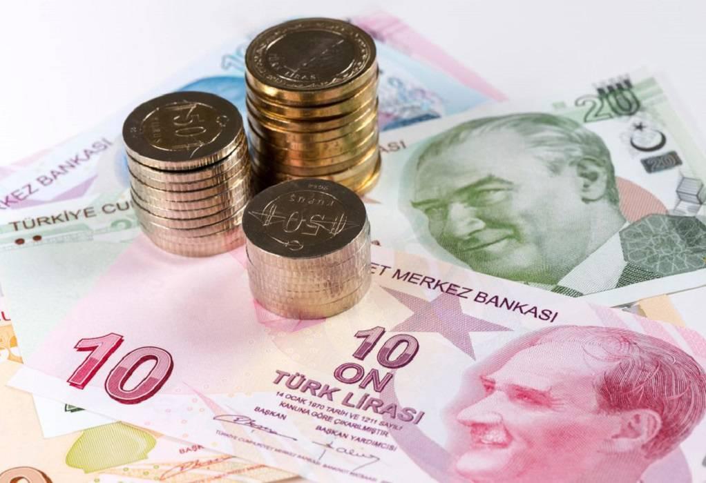 Τουρκία: Νέο ιστορικό χαμηλό για την λίρα