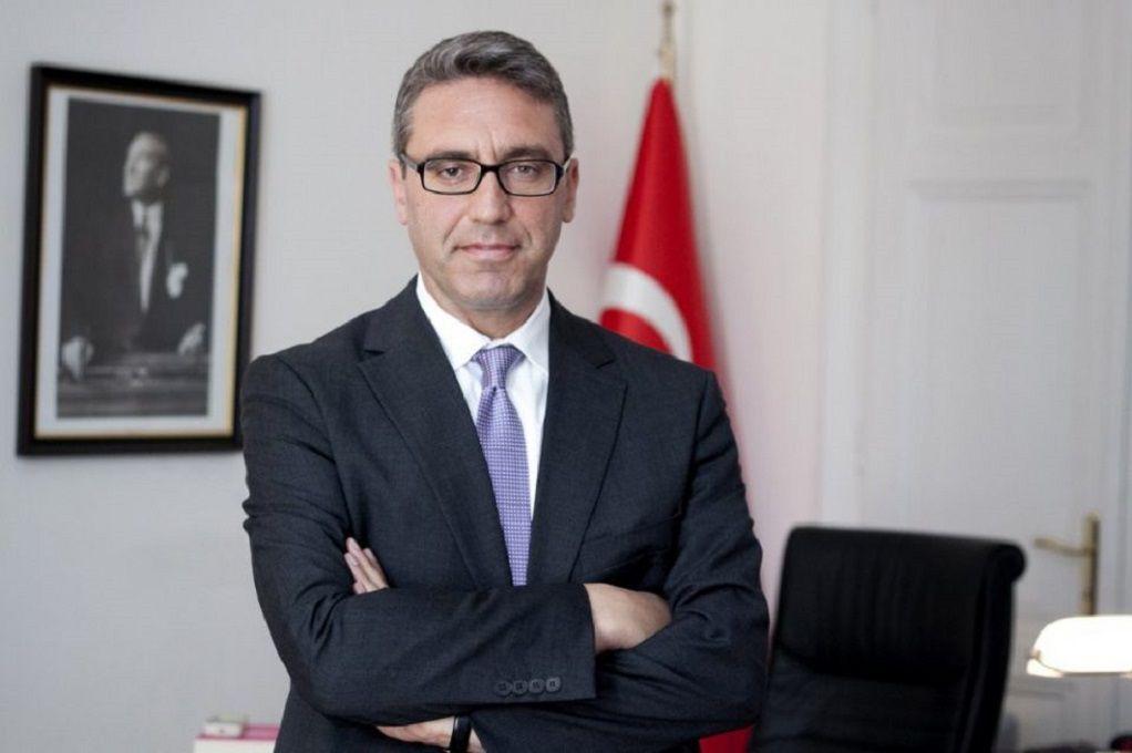 Τούρκος πρέσβης για Έβρο: Είναι τεχνικό ζήτημα, δεν είναι συνοριακή διαφωνία
