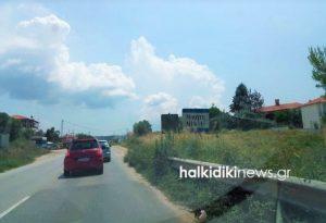 Αυξημένη η κίνηση οχημάτων προς τη Χαλκιδική