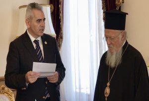 Χαρακόπουλος: Όχι στη στοχοποίηση Βαρθολομαίου