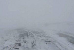 Φλώρινα: Χιόνισε τέσσερις μέρες πριν τον Ιούνιο (ΒΙΝΤΕΟ)