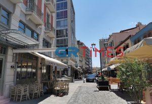 Δήμος Θεσσαλονίκης: Τι θα ισχύει με τα τραπεζοκαθίσματα από Δευτέρα 25/5