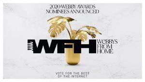Ποιοι είναι οι νικητές των Webby Awards 2020