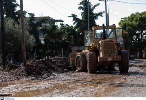 Κακοκαιρία: Οι περιοχές με τα μεγαλύτερα προβλήματα