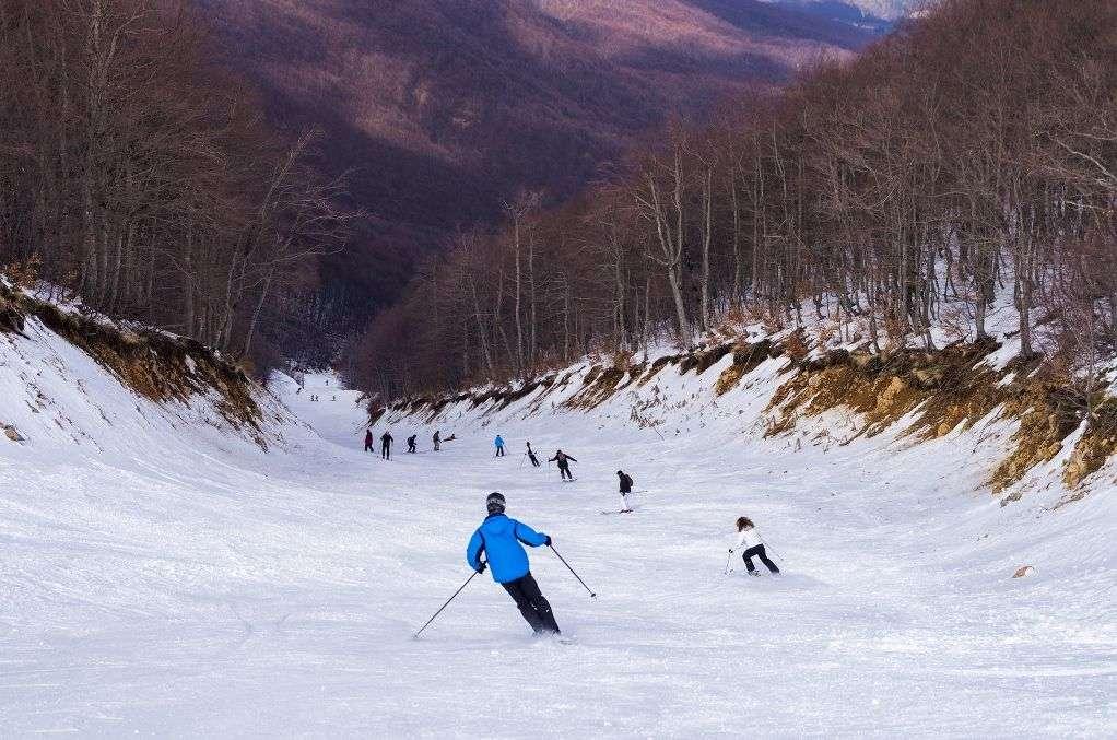 Αναβαθμίζεται το χιονοδρομικό 3-5 Πηγάδια