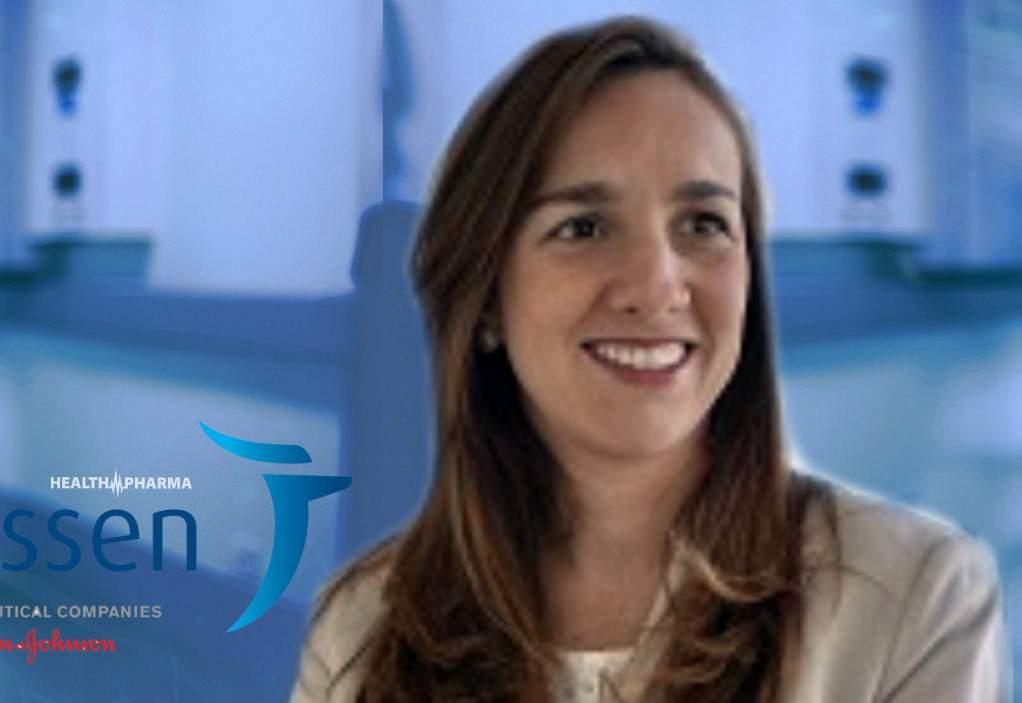 Janssen Ελλάδος: Νέα CEO η Gisella Dante