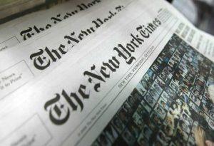 NYT: Παραιτήθηκε ο αρχισυντάκτης των άρθρων γνώμης
