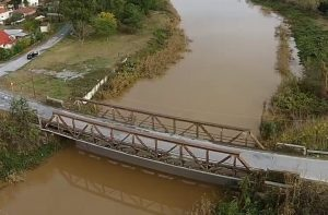 ΠΚΜ: Νέα γέφυρα στον ποταμό Λουδία
