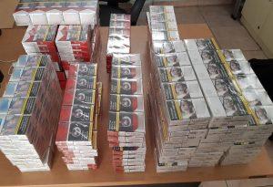 Λαθραία τσιγάρα αντί… παρασκευασμάτων διατροφής σε πλοίο από την Συρία