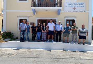 Κικίλιας: Άμεση ενίσχυση ιατρείου στο Καστελόριζο
