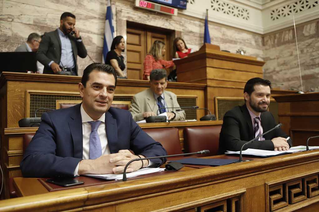 Σκρέκας: Αιχμή ο πρωτογενής τομέας, για μια πιο παραγωγική Ελλάδα