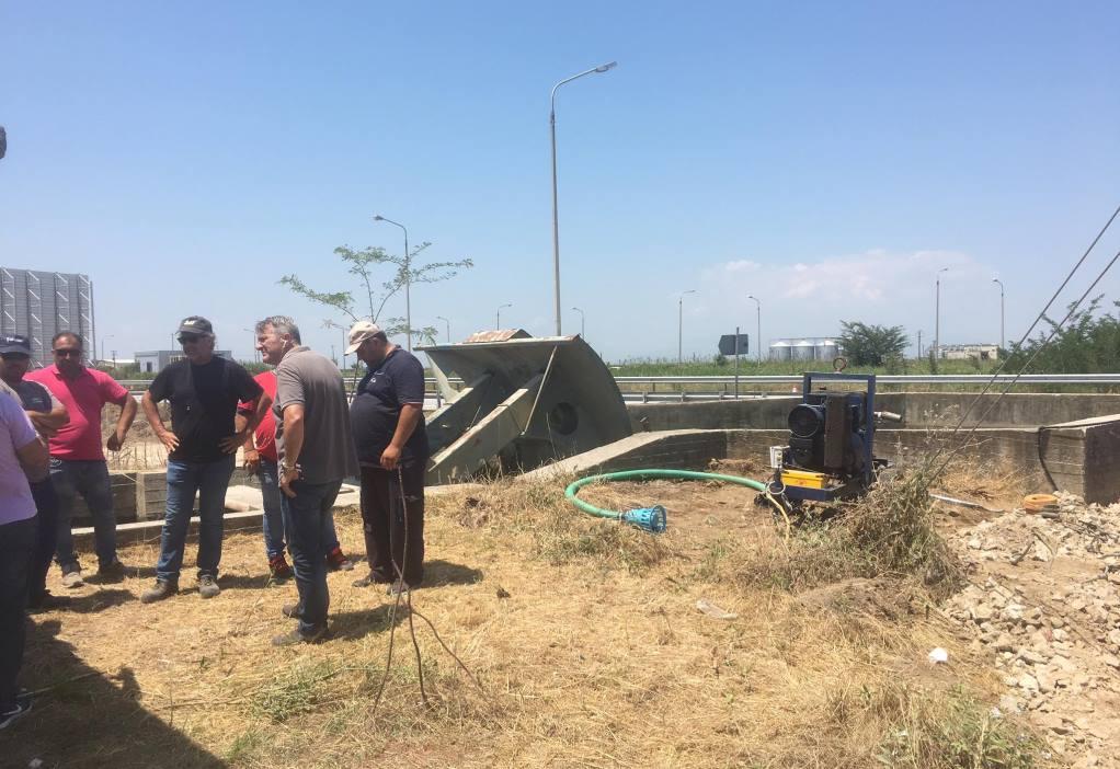 Δήμος Δέλτα: Κινητοποίηση για τα πλευρικά διόδια Μαλγάρων