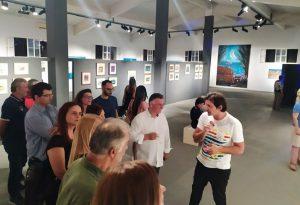 Νικήτη: Εγκαινιάστηκε η έκθεση ζωγραφικής «Καταλλαγή»