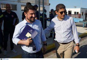 Χαρδαλιάς: 825 τεστ ημερησίως στο αεροδρόμιο Ηρακλείου