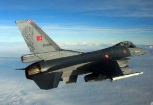 Υπερπτήσεις τουρκικών μαχητικών πάνω από Οινούσσες και Παναγιά
