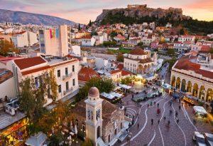 Πρόεδρος Εστιατόρων: Στο 70% η πτώση του τζίρου στο κέντρο της Αθήνας
