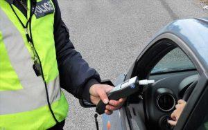 Πάνω από 10.000 αλκοτέστ σε οδηγούς