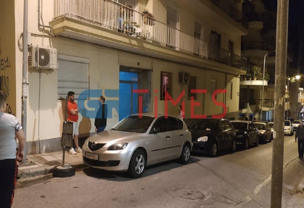 Θεσσαλονίκη: Σε εξέλιξη επιχείρηση ανάσυρσης σορού