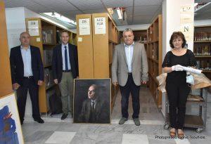 ΑΠΘ: Έκθεση της συλλογής του Ντ. Χριστιανόπουλου