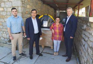 Eλληνική Ζύμη: Δωρεά σε ΑΧΕΠΑ και «Παπανικολάου»
