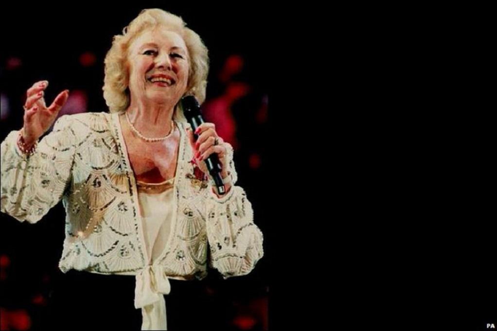 Πέθανε η τραγουδίστρια Βέρα Λιν