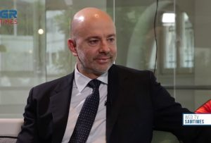Γρ. Ζαριφόπουλος στο GRTimes.gr: Όραμά μας να φέρουμε το κράτος στο κινητό του πολίτη (VIDEO)