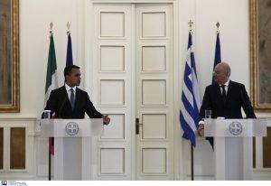 Αυτή είναι η συμφωνία Ελλάδας – Ιταλίας για ΑΟΖ