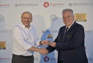 ΔΕΣΦΑ: Πολυβραβευμένος στα Health & Safety Awards