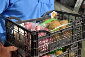 Διανομή προϊόντων ΤΕΒΑ στο Δήμο Νέας Προποντίδας