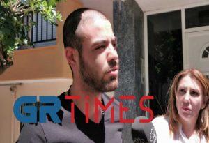 Θεσσαλονίκη: Τι δήλωσε ο αδελφός της 10χρονης Μαρκέλλας (ΦΩΤΟ-VIDEO)