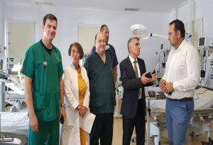 Χαλκιδική: Δωρεά στο νοσοκομείο από το Επιμελητήριο