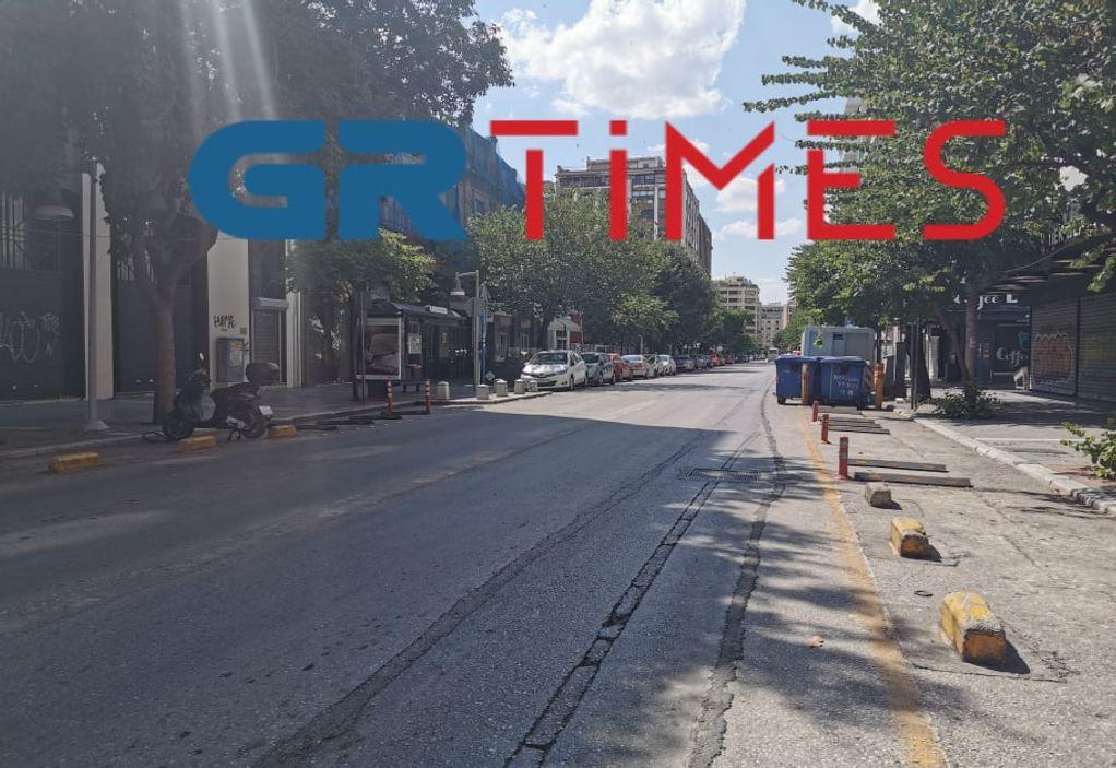 Δ. Θεσσαλονίκης: Γιατί «έφυγαν» τα πασαλάκια από Ερμού
