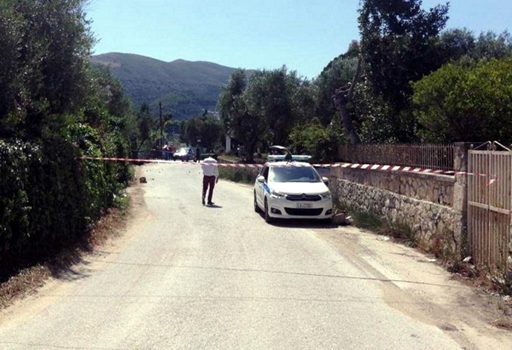 Ζάκυνθος: Πυροβόλησαν ζευγάρι εν ψυχρώ