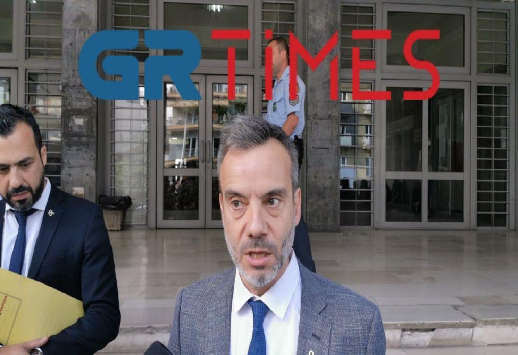 Ζέρβας: Τι απαντά στις αντιδράσεις για τα πασαλάκια (VIDEO)