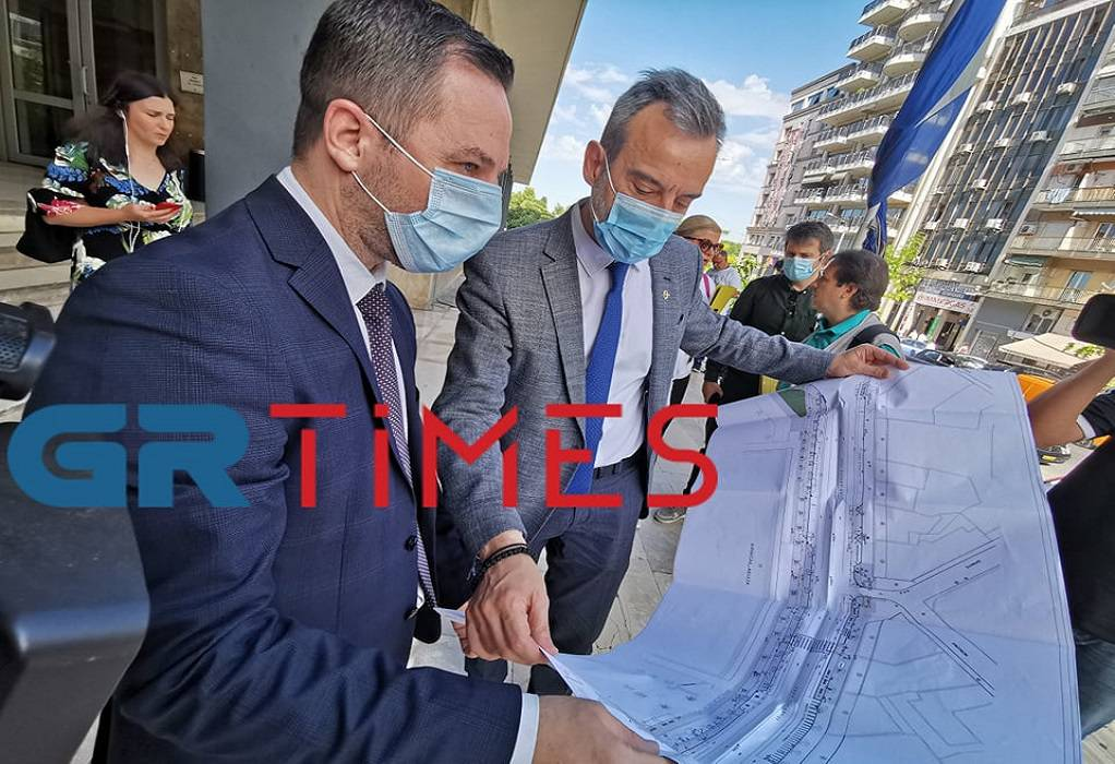 Ζέρβας: Σύντομα ξεκινά η ανάπλαση των δικαστηρίων (ΦΩΤΟ+VIDEO)