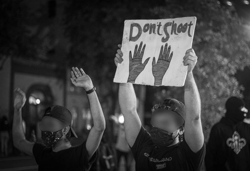 ΗΠΑ: Νέες διαδηλώσεις μία ημέρα μετά την κηδεία του Φλόιντ