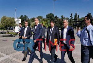 Δ. Θεσσαλονίκης: «Ένεση» επτά εκατ. για ληξιπρόθεσμες οφειλές (ΦΩΤΟ-VIDEO)