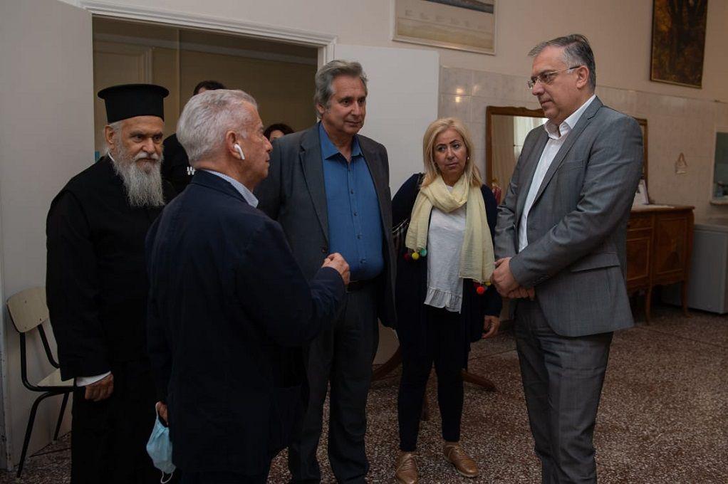 Θεοδωρικάκος: Κανένας πολίτης δεν θα μείνει αβοήθητος
