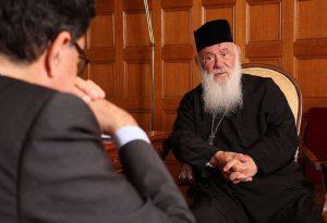 Αρχιεπίσκοπος Ιερώνυμος: Η Εκκλησία έχει ανάγκη από αγίους